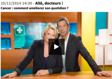Allo Docteur ... Sport & Cancer - Hopital Saint Louis